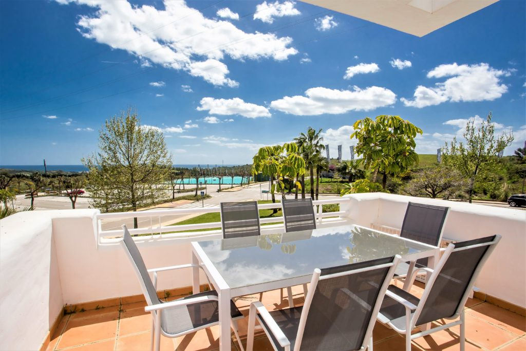 Image of Alcazaba Lagoon - AL113 Terrace Views