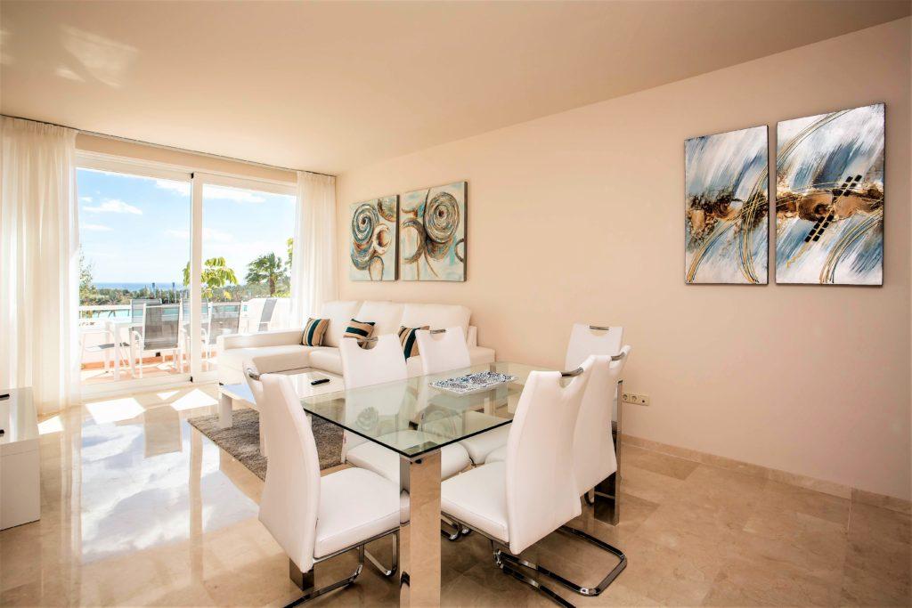 Image of Alcazaba Lagoon - AL113 Dining Area